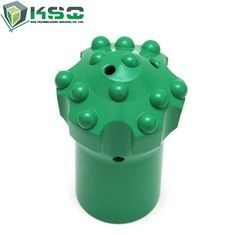 Construction Carbide Drill Bits / Button Drill Bit For Tunneling Mining 45CrNiMoV Material