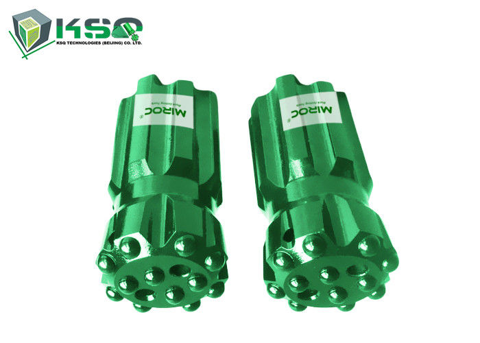 90 Threaded Retractable Drill Bit Mining Stone Drilling Rig Tools 32mm 38mm 43mm