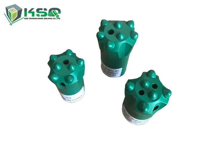 Rock drill bit Taper 7 Degree Button Bit Heavy Duty Button Drill Bit Rock Drill Parts Used In Marble Quarry