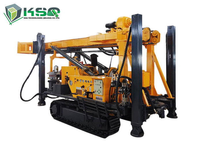 Mine Core Drilling Rig Rock Geological Core Water Well Drilling Rig Machine